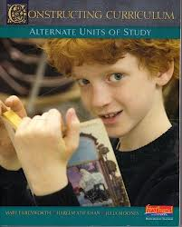 Constructing Curriculum: Alternative Units of Study